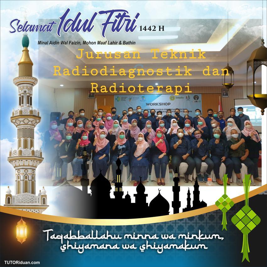 Selamat Idul Fitri 1442 Hijriyah