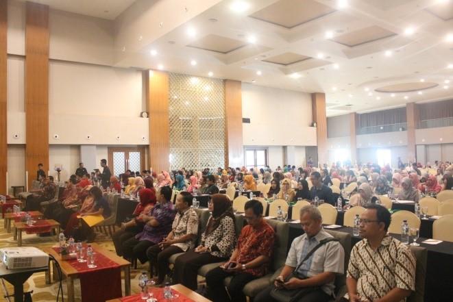 Tamu Undangan Seminar Nasional