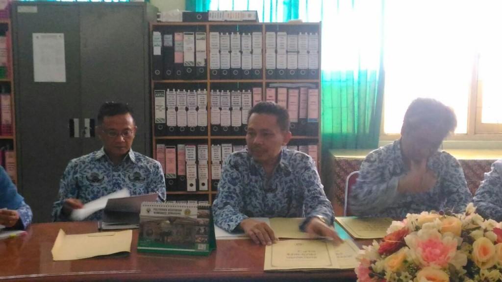 Dosen JTRR Berkoordinasi dalam Pelaksanaan Promkes