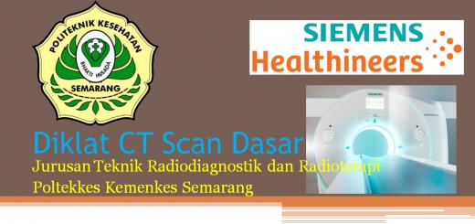 Diklat CT scan