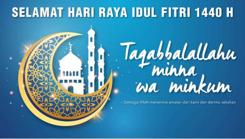 selamat-idul-fitri-1440-H-taqabballahu-minna-wa-minkum-1068x755